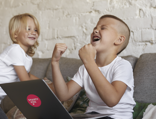 5 причини детето да стартира онлайн обучение в SmartyKids
