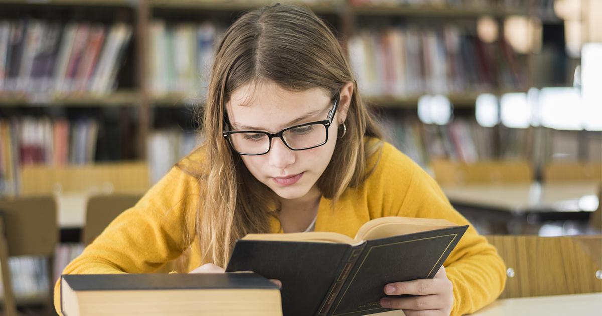 дете чете книга - финансова грамотност