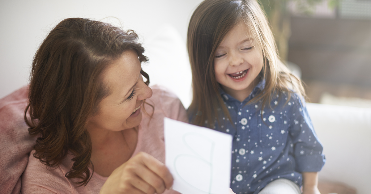 Игри за памет - майка и дете