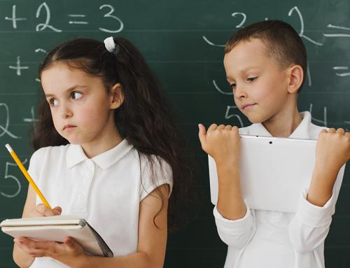 Детето не познава числата? Идеи за помощни материали.
