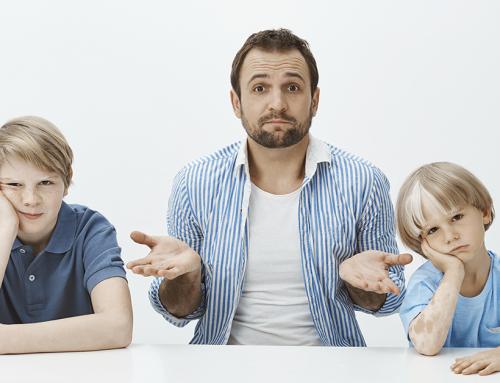 Как да възпитаме детето да знае кога да се извини?