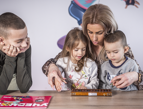 Супер майка предприемач: Зинаида Стоилова с 3 деца и 2 детски центъра.