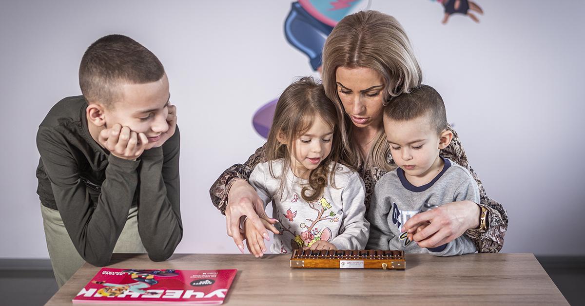майка предприемач с 3 деца