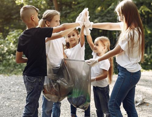 5 метода, с които да възпитаваме социално отговорни деца