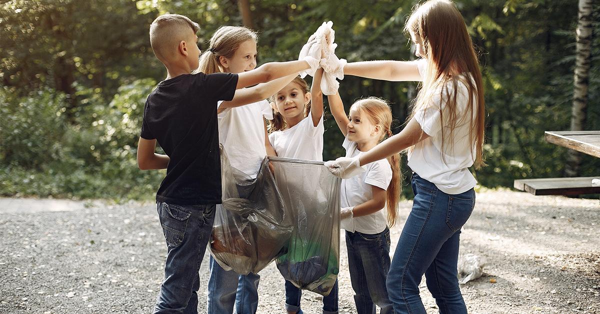 социално отговорни деца